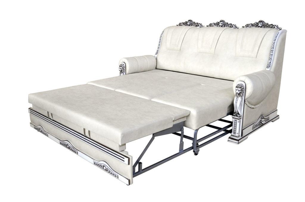 диван леон в открытом виде