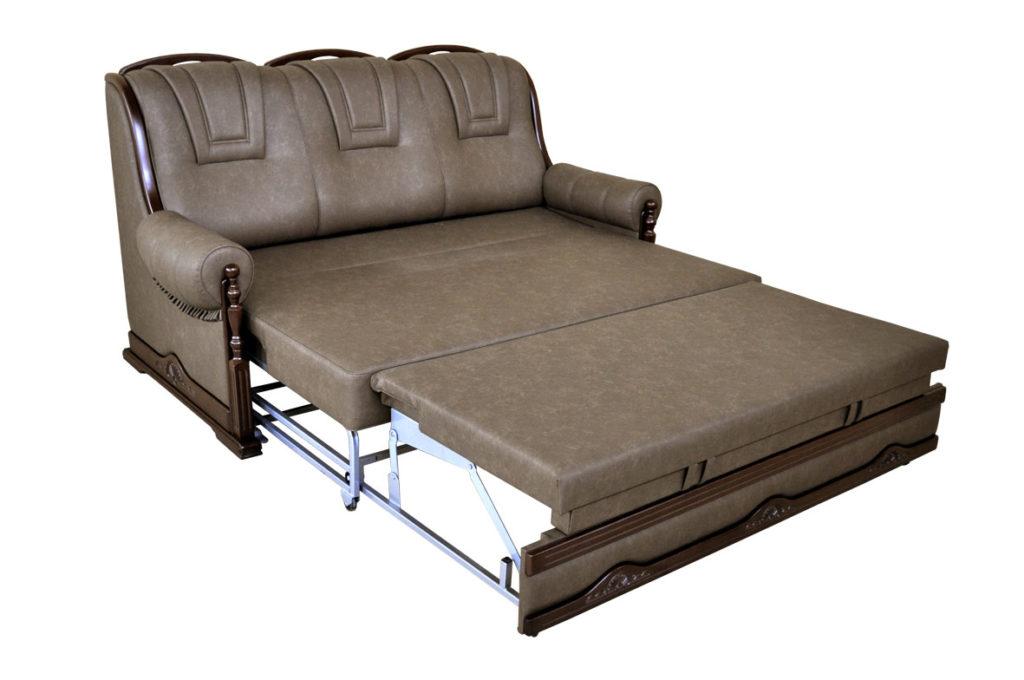 диван разложенный фото
