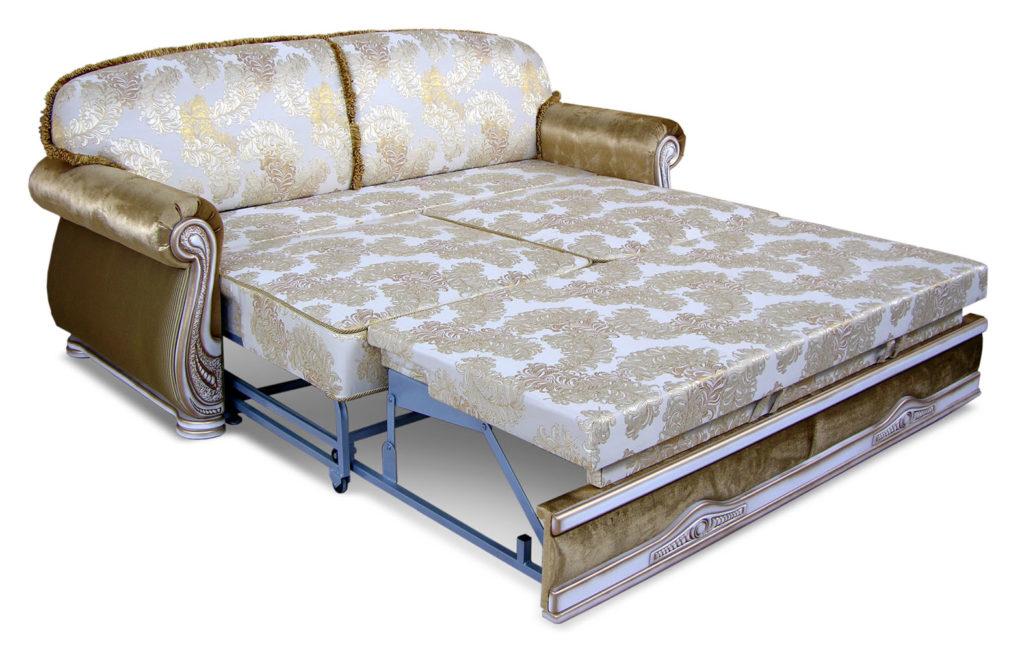 двухместный диван-кровать